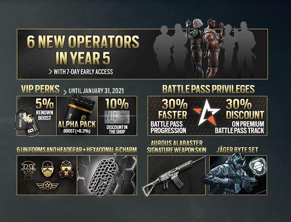 Tom Clancy's Rainbow Six Siege Bundled With GeForce RTX GPUs - General Tech  1