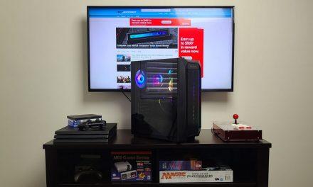 Building An RGB Gaming Machine On A Budget