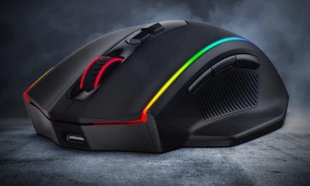 Redragon's M686 Vampire Elite Wireless Gaming Mouse