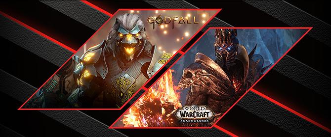 Grab Godfall Or WOW: Shadowlands With An AMD GPU