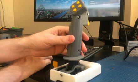 3D Printering Your Own Joystick