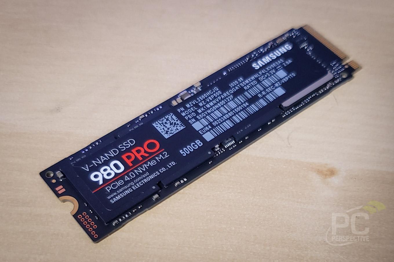 Samsung 980 PRO PCI Express 4.0 NVMe SSD Review - Storage 14