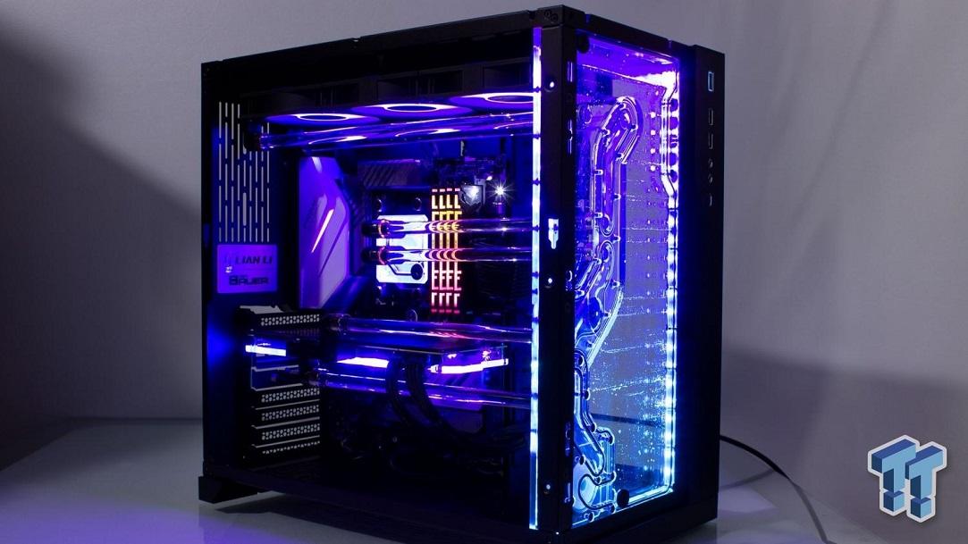 EKWB Will Build You An EK Fluid Gaming Vanquish PC