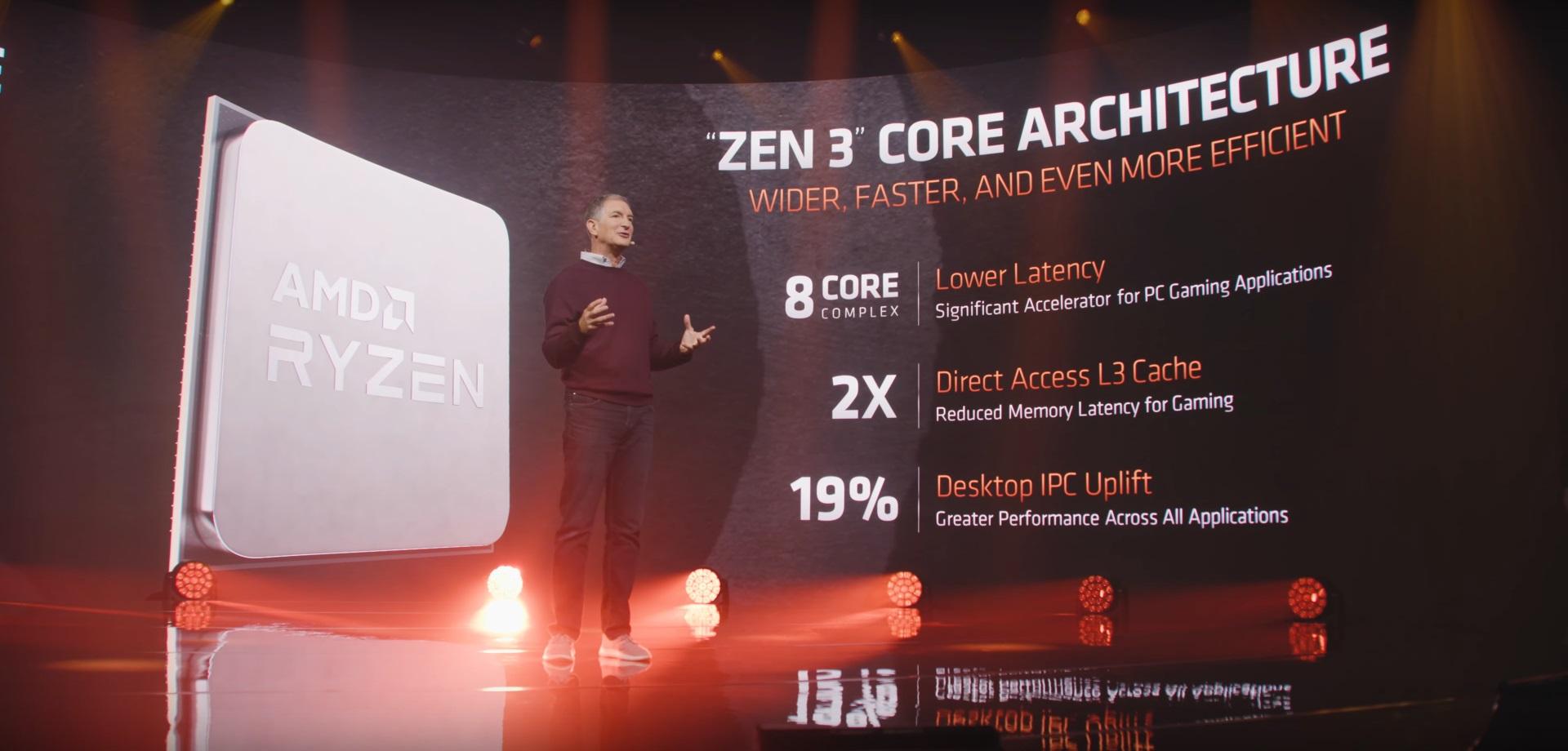 AMD Announces Ryzen 5000 Series Desktop Processors - Processors 2