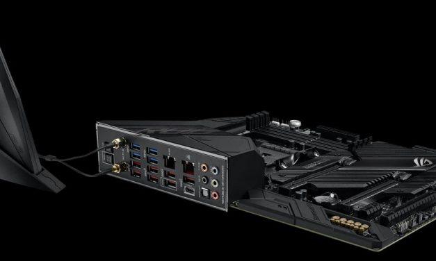 ASUS Zen 3 BIOS Updates, New B550 And X570 Motherboards