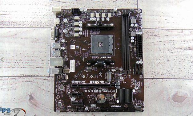BIOSTAR B550MH; Micro-ATX, Micro Price