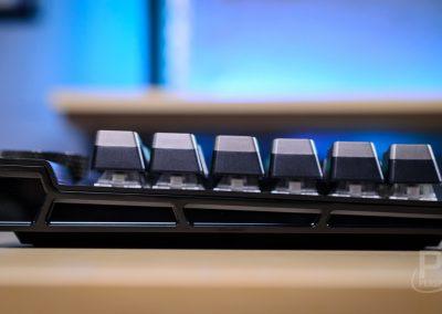 CORSAIR K100 RGB Optical-Mechanical Gaming Keyboard Review - General Tech 17