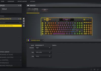CORSAIR K100 RGB Optical-Mechanical Gaming Keyboard Review - General Tech 23