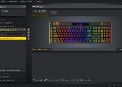 CORSAIR K100 RGB Optical-Mechanical Gaming Keyboard Review - General Tech 24