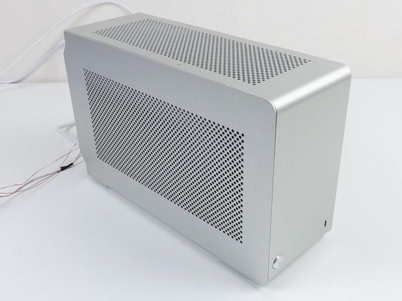 The New DAN Cases DAN A4-SFX ITX Case