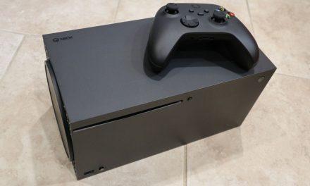 Examining Xbox Series X