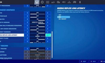 A Look Into Nvidia Reflex