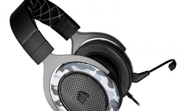 Corsair HS60 Haptic Headset; Boot To The Head!