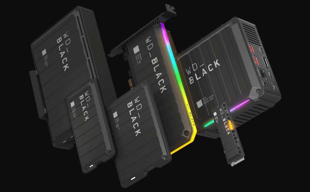 Western Digital WD_BLACK SN850 NVMe PCIe Gen4 SSD On the Way - Storage 2