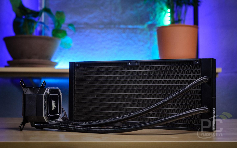 CORSAIR iCUE H115i ELITE CAPELLIX Liquid CPU Cooler Review - Cases and Cooling 18