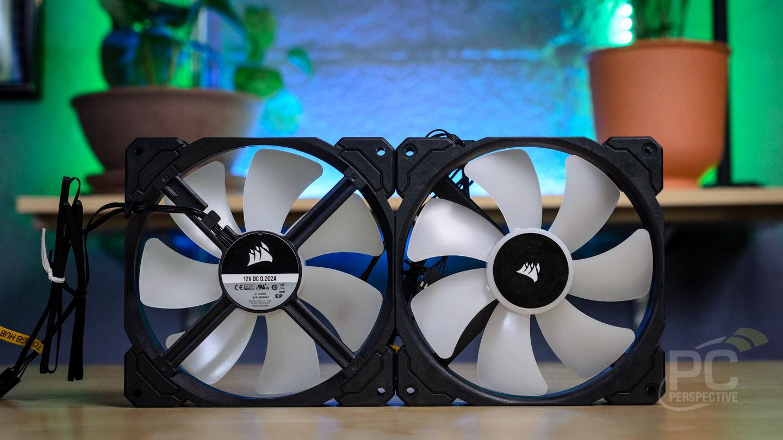 CORSAIR iCUE H115i ELITE CAPELLIX Liquid CPU Cooler Review - Cases and Cooling 21