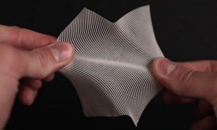 3D Printable Cloth?