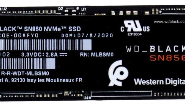 So Long Samsung, Hello WD Black SN850