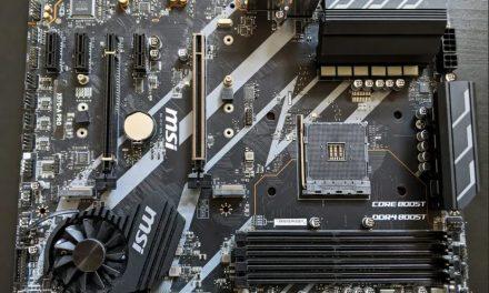 MSI X570-A PRO Goes VRMmmm
