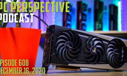 PC Perspective Podcast #608 – Cyberpunk 2077 still, Sapphire 6800, Solar Winds, Nvidia Marketing + More!!