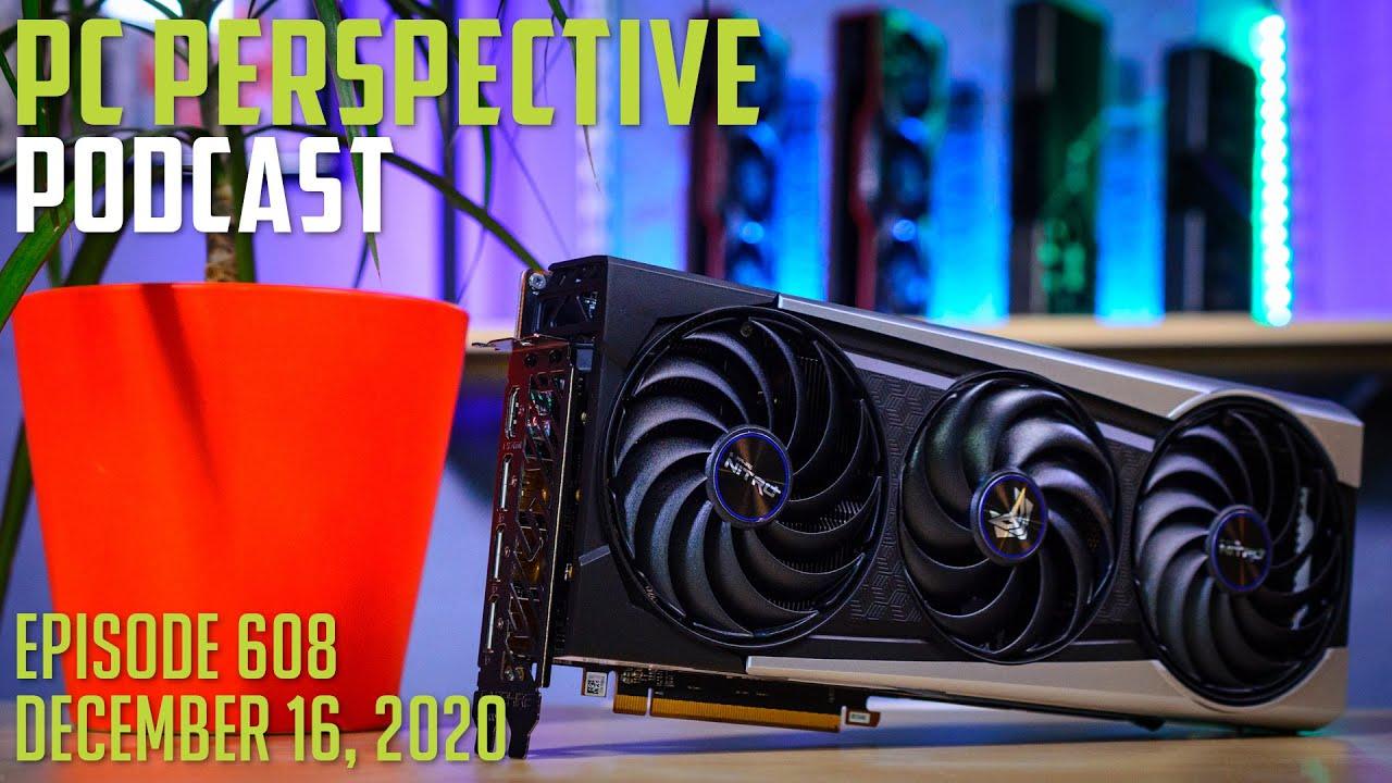 PC Perspective Podcast #608 – Cyberpunk 2077 still, Sapphire 6800, Solar Winds, Nvidia Marketing + More!! 2