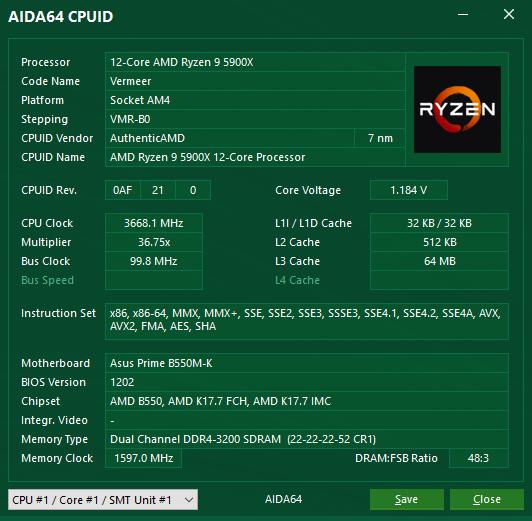 AIDA64 v6.32 Arrives