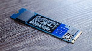 WD Blue SN550 NVMe SSD Review