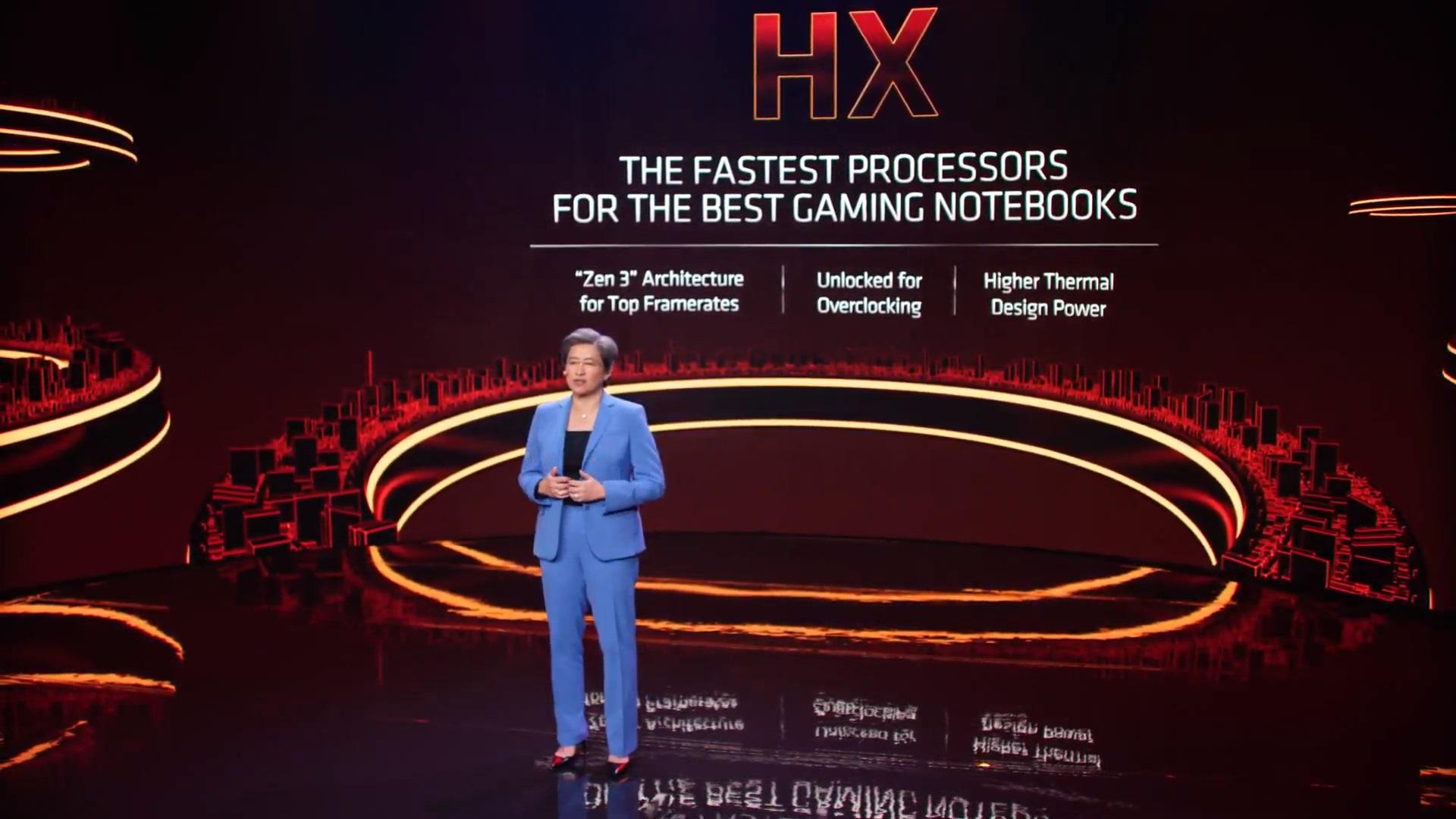 CES 2021: AMD Announces Ryzen 5000 Mobile Processors 2