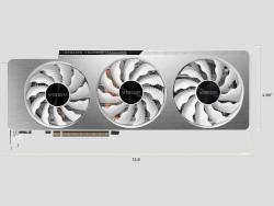 Sapphire Nitro+ AMD Radeon RX 6900 XT - 3