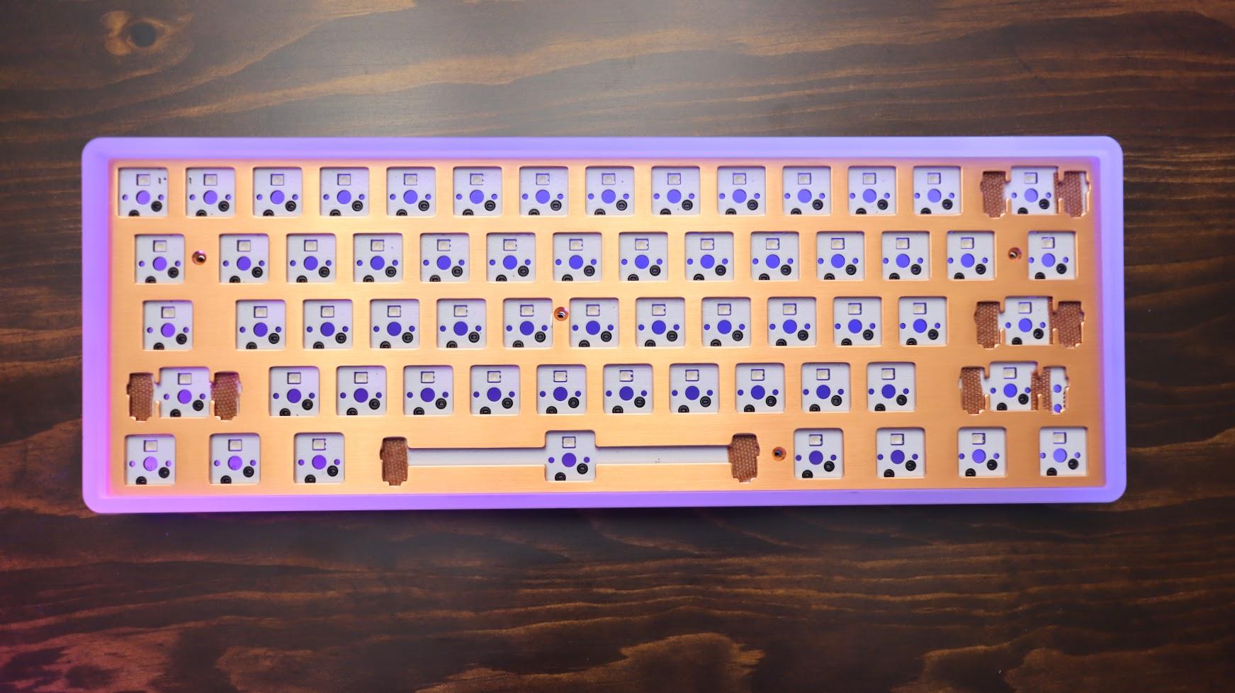 Drop Carina Keyboard Kit 10