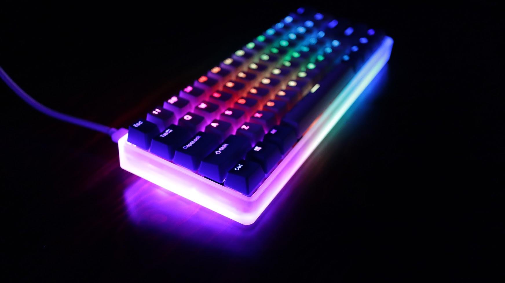 Drop Carina Keyboard Kit 14