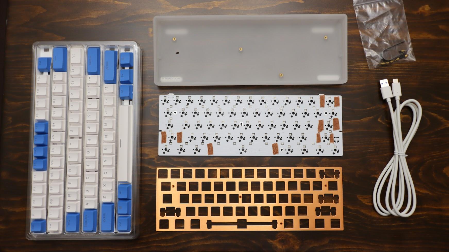 Drop Carina Keyboard Kit 3