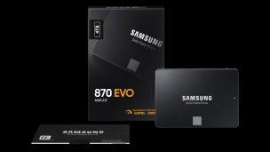 Samsung Introduces 870 EVO SATA SSD