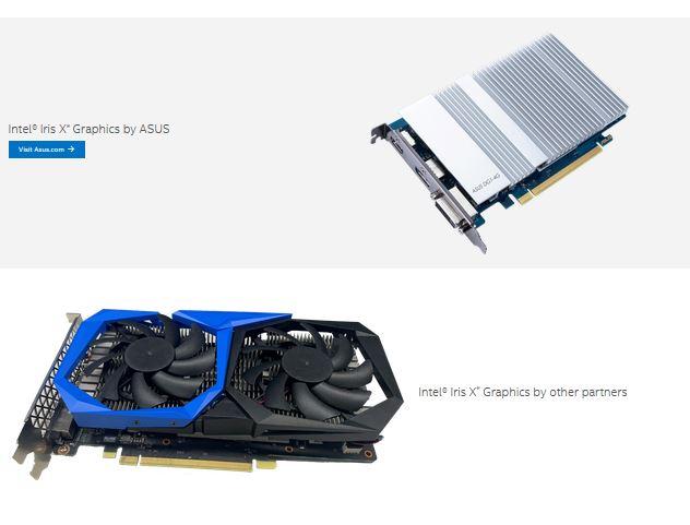 Intel Makes With Xe Desktop GPUs