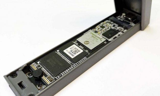 The Sabrent EC-SNVE; A Fancy USB-C Home For Your NVMe