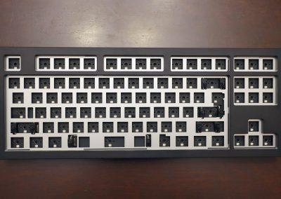 Monstargear XO K80 Aluminum Keyboard Kit Review - General Tech 8