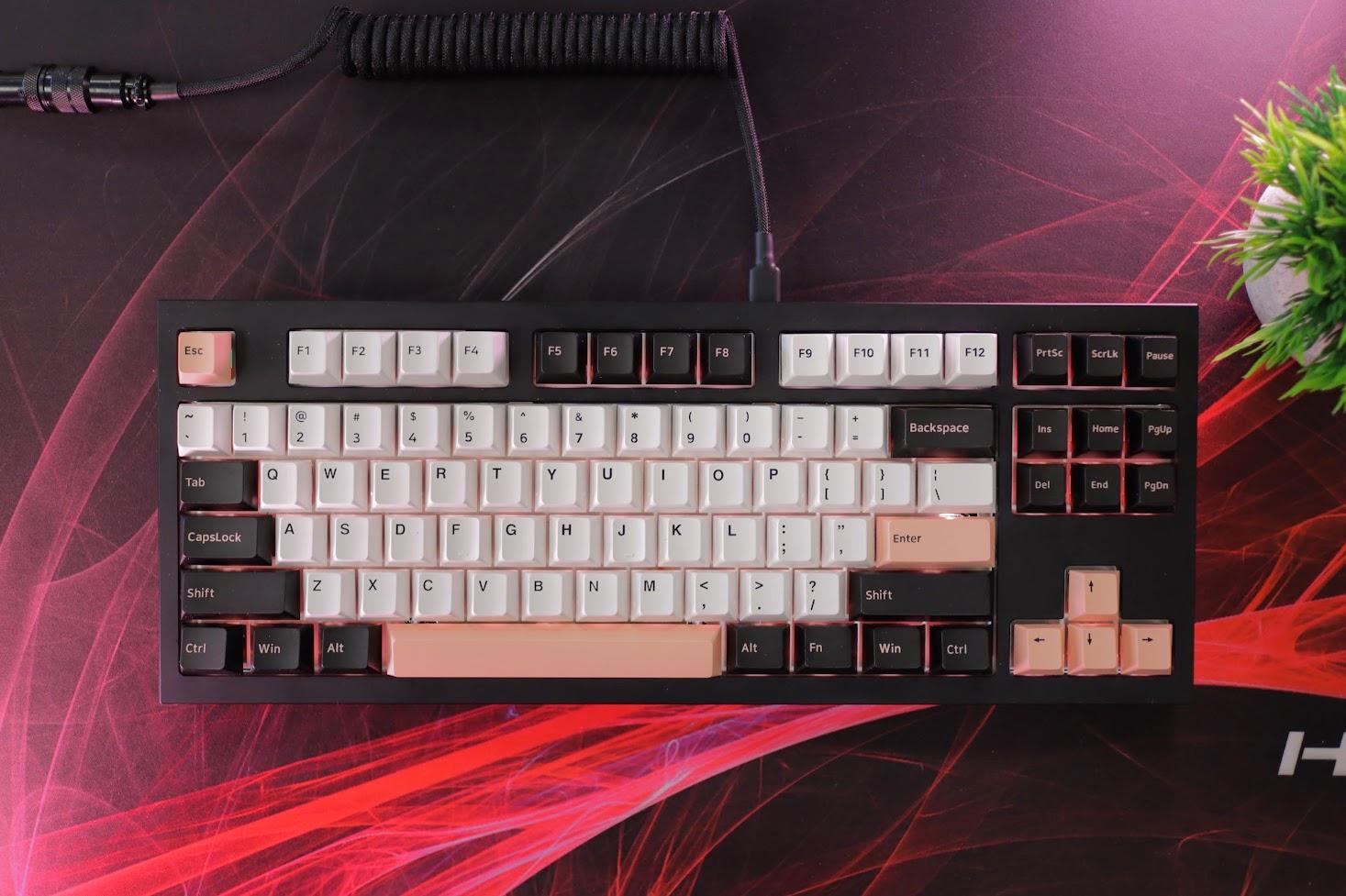 Monstargear XO K80 Aluminum Keyboard Kit 18