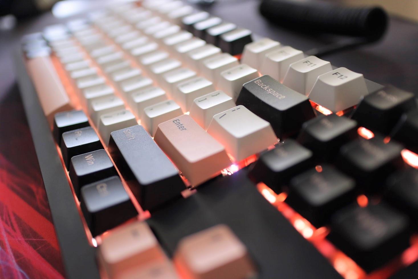 Monstargear XO K80 Aluminum Keyboard Kit 20