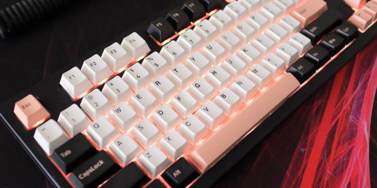 Monstargear XO K80 Aluminum Keyboard Kit Review