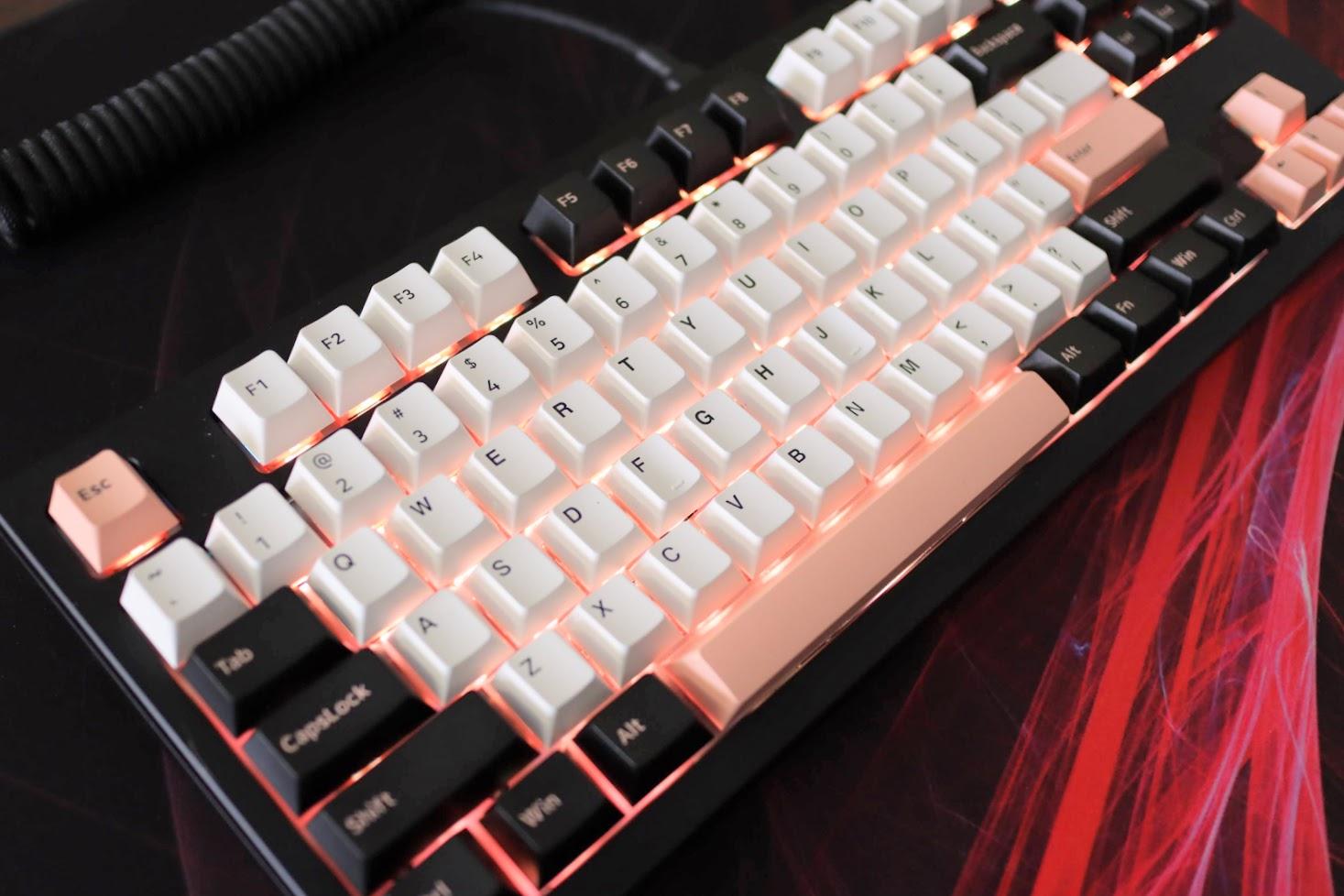 Monstargear XO K80 Aluminum Keyboard Kit Review 2