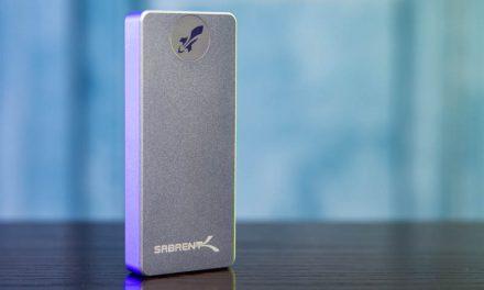 More Than 2!  Sabrent Rocket Pro 4TB USB 3.2 Gen2