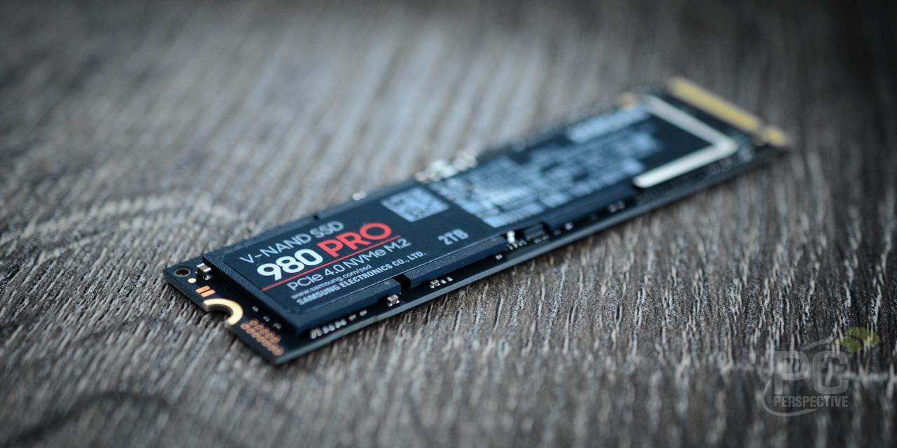 Samsung 980 PRO 2TB PCI Express 4.0 NVMe SSD Review
