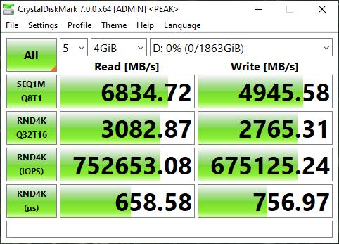 Samsung 980 PRO 2TB PCI Express 4.0 NVMe SSD Review - General Tech 22