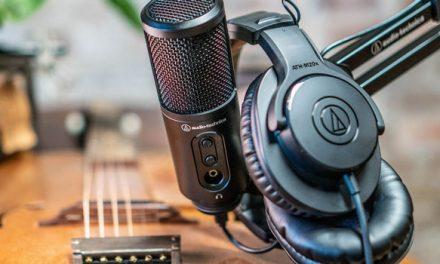 Audio-Technica Creator Pack; Make Art Like Us