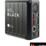 Western Digital's Shiny Black D50 Game Dock