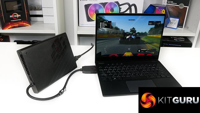 Meet The ASUS ROG Flow X13, With An External GPU Bonus