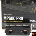 Corsair Makes A Splash With The MP600 Pro Hydro X 2TB M.2 Drive