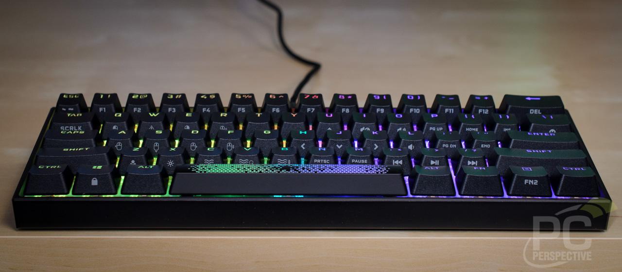 CORSAIR K65 RGB MINI 60 Percent Keyboard Review - General Tech 23