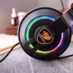The Shiny Cougar Phontum Pro Headset