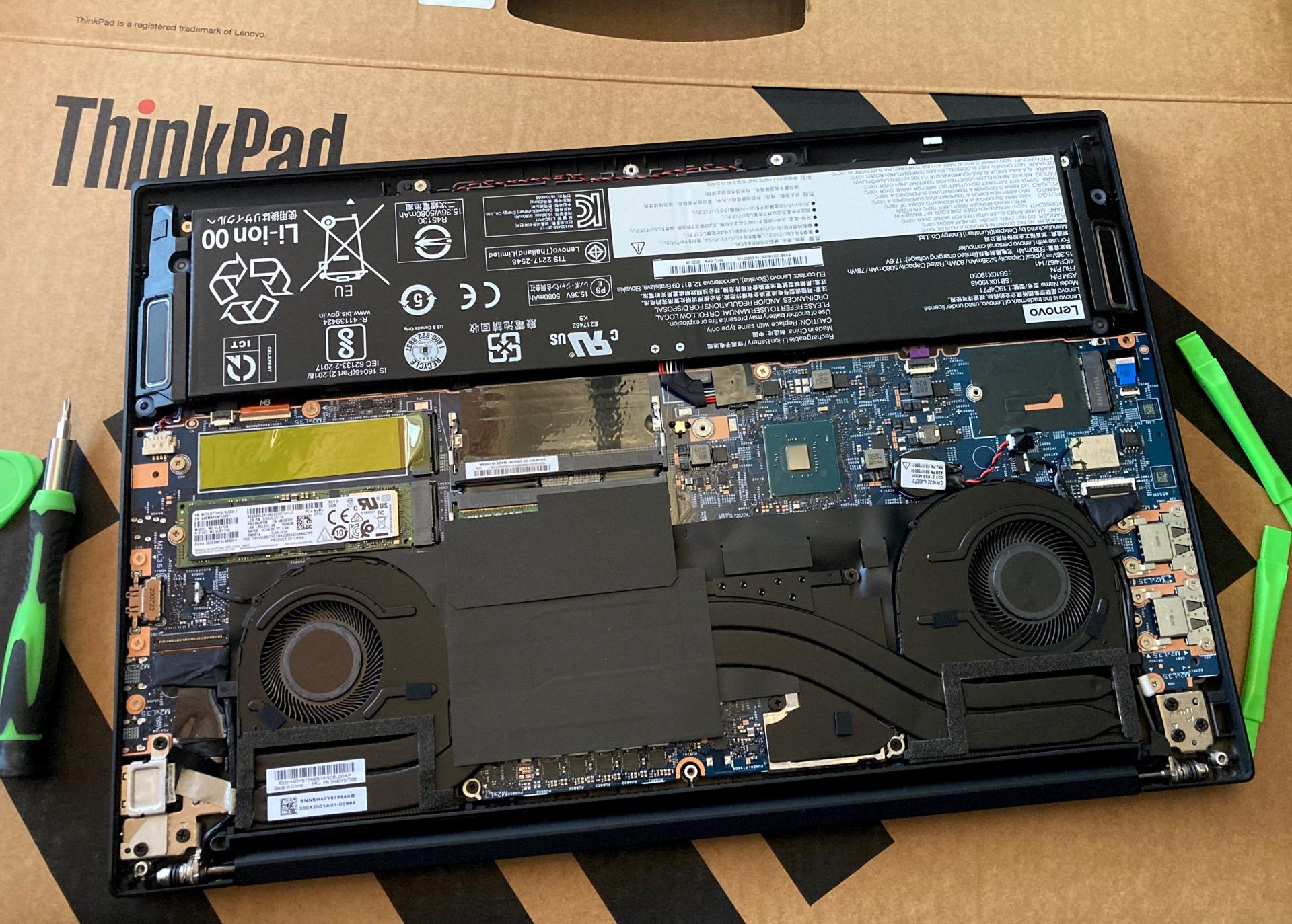 "Lenovo ThinkPad P1 Gen 3 15"" - Long Term Review - General Tech 49"